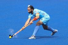 Rupinder, Akashdeep Make Comebacks; Sardar Retains Place in Asian Games Squad