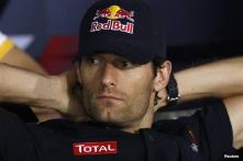 Mark Webber 'relaxed' ahead of final F1 race