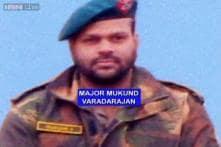 Major Mukund Varadarajan awarded Ashok Chakra on 68th Independence Day