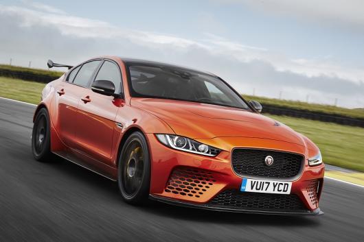 Jaguar XE SV Project 8. (Image: AFP Relaxnews)