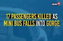 17 Passengers Killed as Mini Bus Falls into Gorge in Jammu and Kashmir's Kishtwar