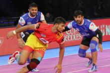 Pro Kabaddi League 2017, Haryana Steelers vs Puneri Paltans Highlights: As It Happened