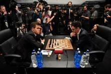 Carlsen & Caruana Draw Opening Game of World Chess Championship