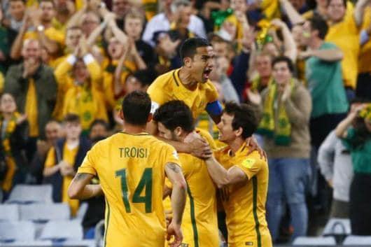Australia (Photo Credit: Reuters)