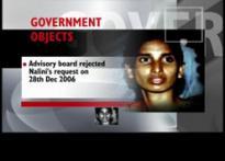 Advisory board rejects Nalini's early release plea