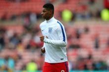 England's Rashford Reveals Ronaldo Inspiration Ahead of Brazil Tie