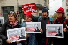 WikiLeaks Founder Julian Assange Held In London Prison Dubbed 'UK's Guantanamo Bay'