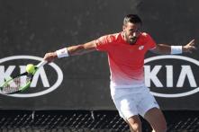 Born in War, Damir Dzumhur Defied Destruction to Win Tennis Titles