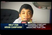 News 360: US pharma firm agrees to provide drugs to Arian for life