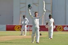 Sean Williams Century Gives Zimbabwe Upper Hand against Sri Lanka