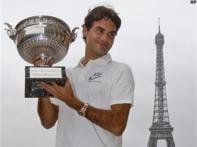 Federer joins the greatest-ever sportsmen club