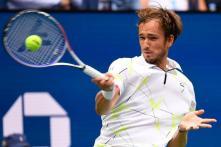 St. Petersburg Open: Daniil Medvedev Beats Andrei Rublev to Reach Semis