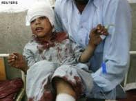 10 including four children killed in Pak blast