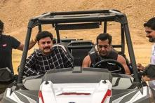 Bollywood Star Salman Khan Spotted Driving Polaris RZR1000 in Dubai