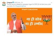 #PappuDiwas: BJP Hits Back After Congress Celebrates April Fools' Day With #HappyJumlaDivas