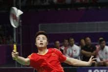 Sudirman Cup 2019: Shi Yuqi Stuns Kento Momota to Help China Whitewash Japan for 11th Title