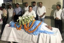 Rajasthan BJP Chief Madan Lal Saini Passes Away at Delhi's AIIMS; PM Modi, Gehlot Condole Death