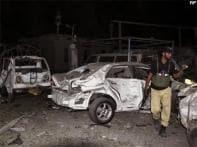 Taliban hand suspected in Peshawar hotel blast