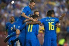 Richarlison at the Double as Brazil Thrash El Salvador