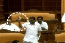 Kerala MLA brings hand grenade into Assembly