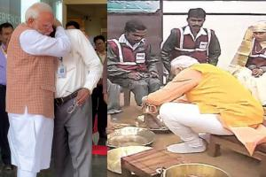 Happy Birthday PM Modi: Take a Look at Some Moments When He Truly Touched Our Hearts