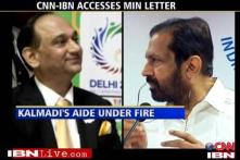 Kalmadi aide found guilty, may be axed today