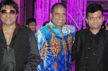 Celebs at Sunidhi Chauhan, Hitesh Sonik's wedding reception