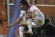 In pics: Peru vs Mexico, Uruguay vs Chile