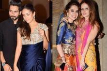 Gautam Gupta & Smriti Khanna's Wedding Reception