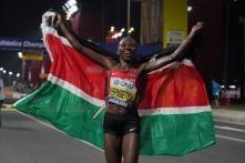 World Athletics Championships: Ruth Chepngetich Tames Heat to Win Marathon