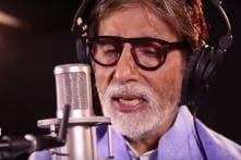 Amitabh Bachchan Sings Ganesh Aarti in Sarkar 3