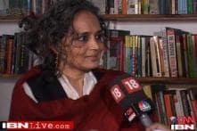 Never expected a fair verdict: Arundhati Roy