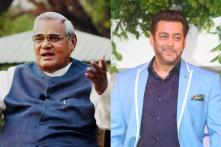 Salman Khan Criticised for Expressing His Grief 5 Days After Atal Bihari Vajpayee's Death