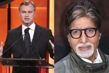 Big B Announces Christopher Nolan's Visit to India