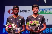 French Open Finalists Satwiksairaj Rankireddy-Chirag Shetty Reclaim Ninth Spot in BWF Rankings
