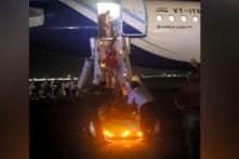Panic Due To Smoke On Indigo Flight