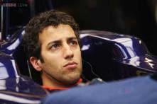 Daniel Ricciardo set for Pirelli test with Red Bull