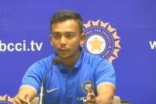 Injured Shaw Uncertain For Mumbai's Ranji Trophy Opener Against Railways