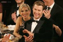 Actor Chris Hemsworth, wife welcome twin sons