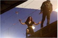 Ranbir Kapoor, Alia Bhatt Perform Dangerous Stunts in Leaked Brahmastra BTS Video