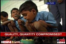 Delhi: Not just quality, but quantity of mid day meals compromised too