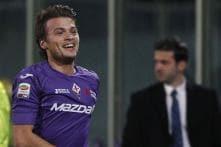 Striker Ljajic to leave Fiorentina for AS Roma