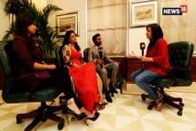Watch Kajol, Soundarya Rajinikanth, Dhanush at Their Candid Best