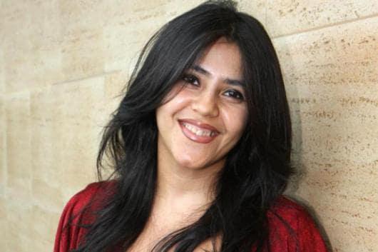 A file photo of Ekta Kapoor.