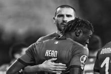 Bonucci Backtracks After Footballers Lash Out Over 'Unbelievable' Remarks on Moise Kean's Racist Abuse