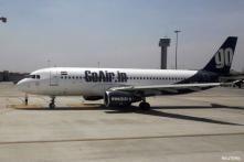 Aerobridge hits GoAir flight at Chennai airport, plane suffers damage