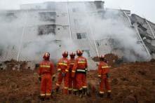 22 buildings collapse, several missing in China landslide