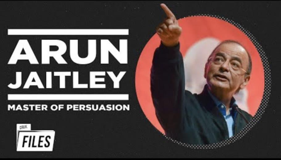 Arun Jaitley: BJP's Chief Troubleshooter | Rare Interviews | Crux Files