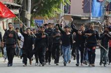 Restrictions in Srinagar to Prevent Muharram Procession
