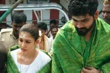 Nayanthara, Vignesh Shivan Visit Madurai, Bhagavathi Amman Temple Together